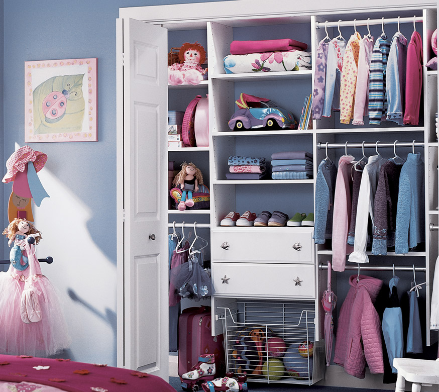 Children Closet Main Chicago Closets